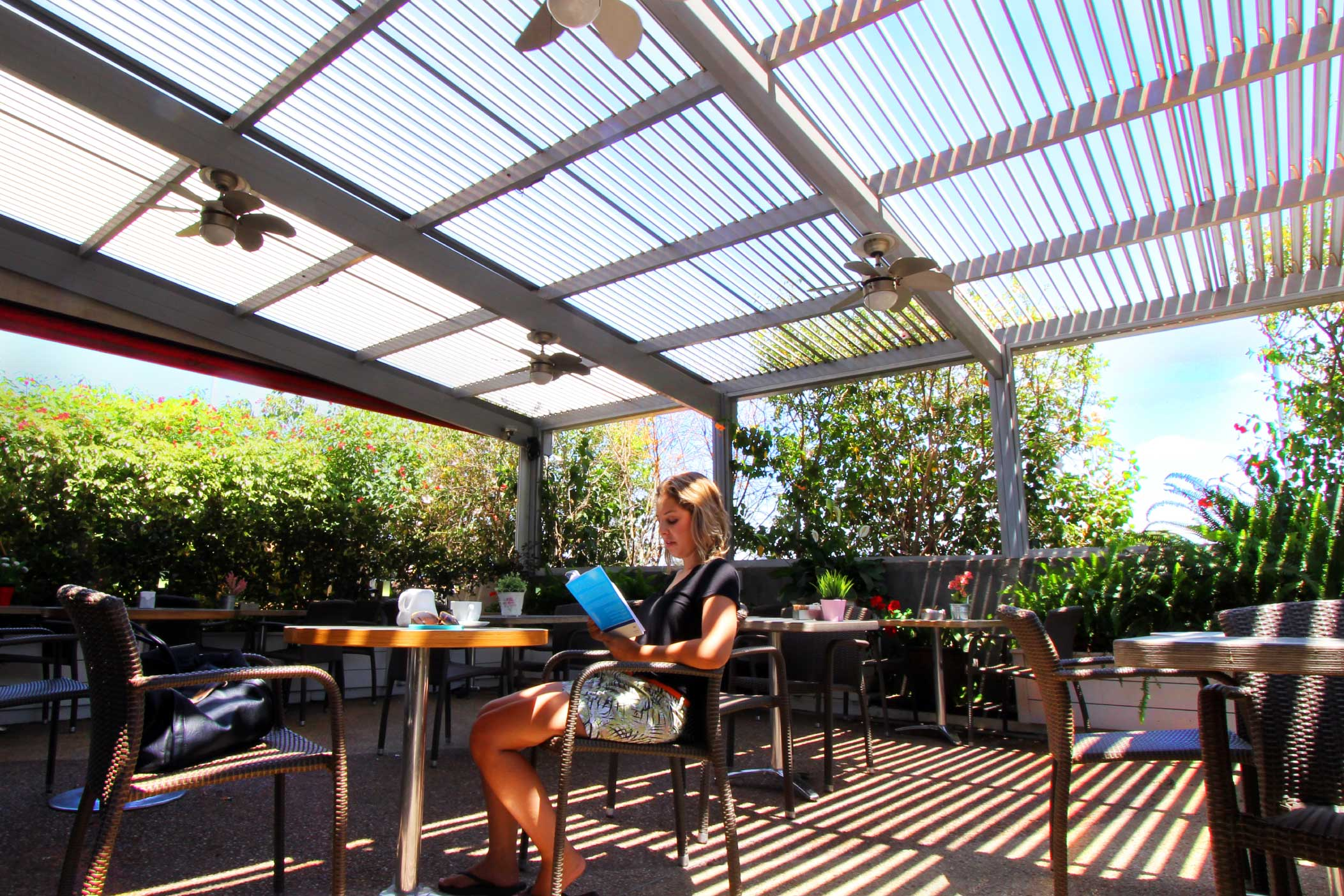 Adjustable Patio Covers