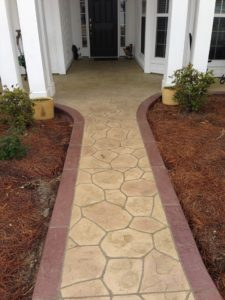 Stamped Concrete Macon GA