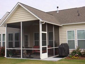 Screened in Porch Ladson SC