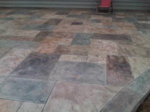 Stamped Concrete Warner Robins GA