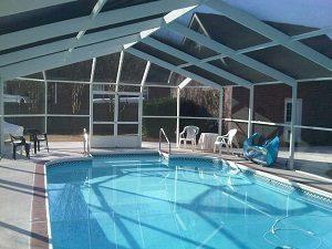 Pool Enclosures North Charleston SC