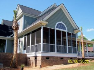 Want To Add A Screen Porch Your Home On James Island Sc