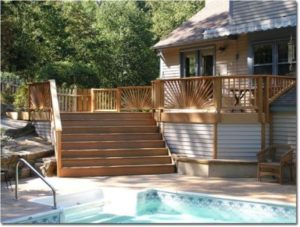 Custom Decks Greenville SC