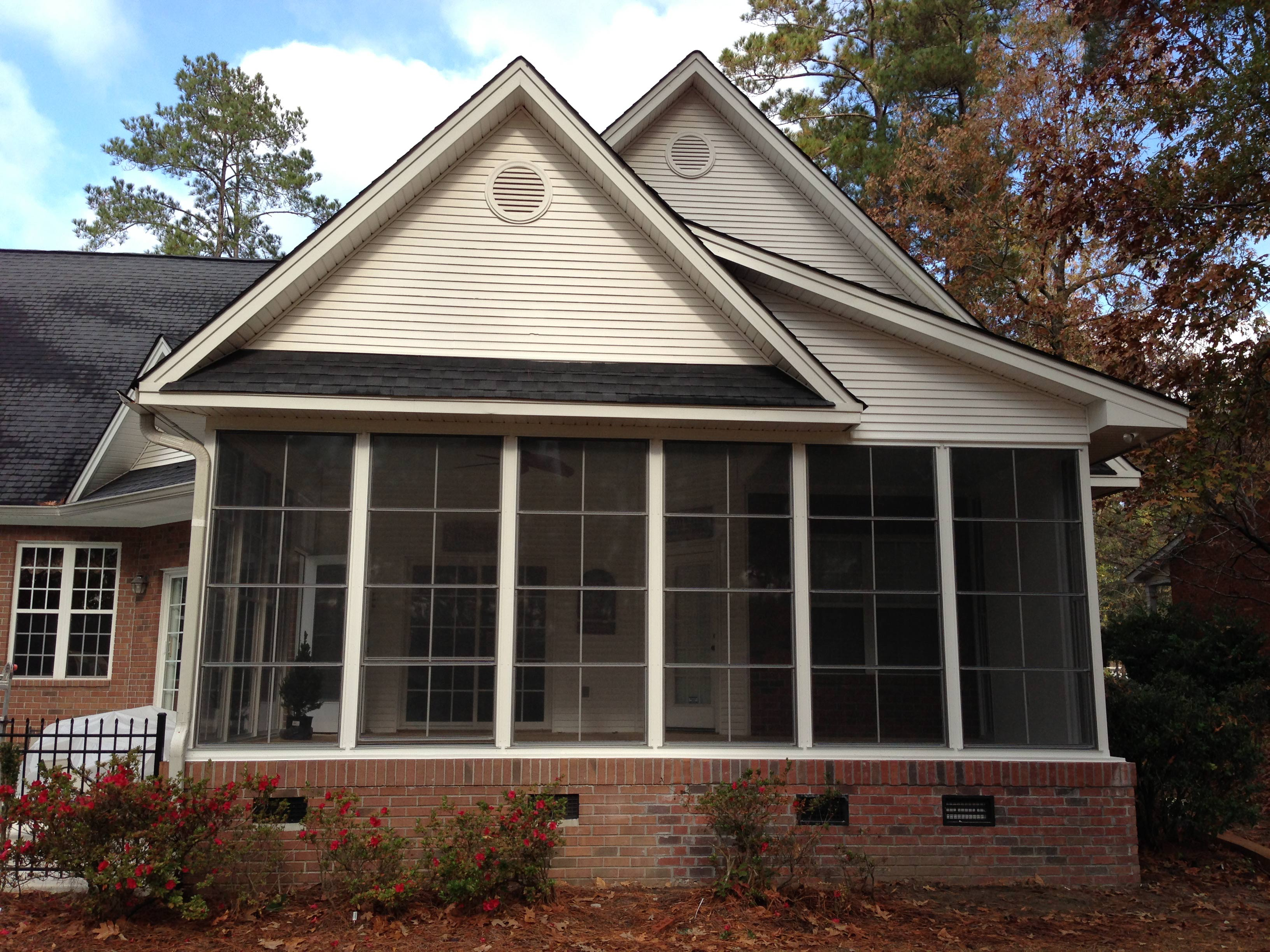 Porch Panels, Vinyl Patio Enclosures