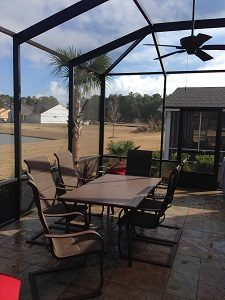 Screened In Porch Summerville Sc