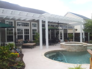 Backyard Patio Hanahan SC